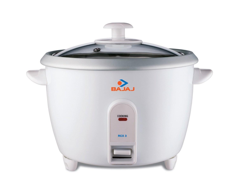 Bajaj Majesty Rice Cooker New RCX 3