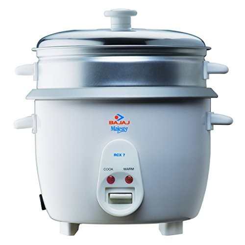 Bajaj Majesty Rice Cooker RCX 7 New