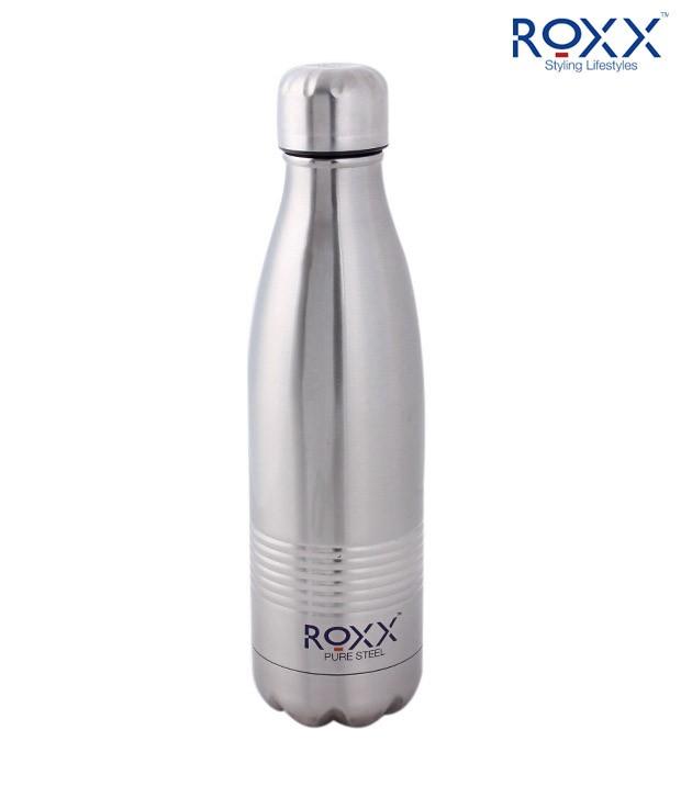 ROXX Stainless Steel Super Cola Bottle - 500 ml