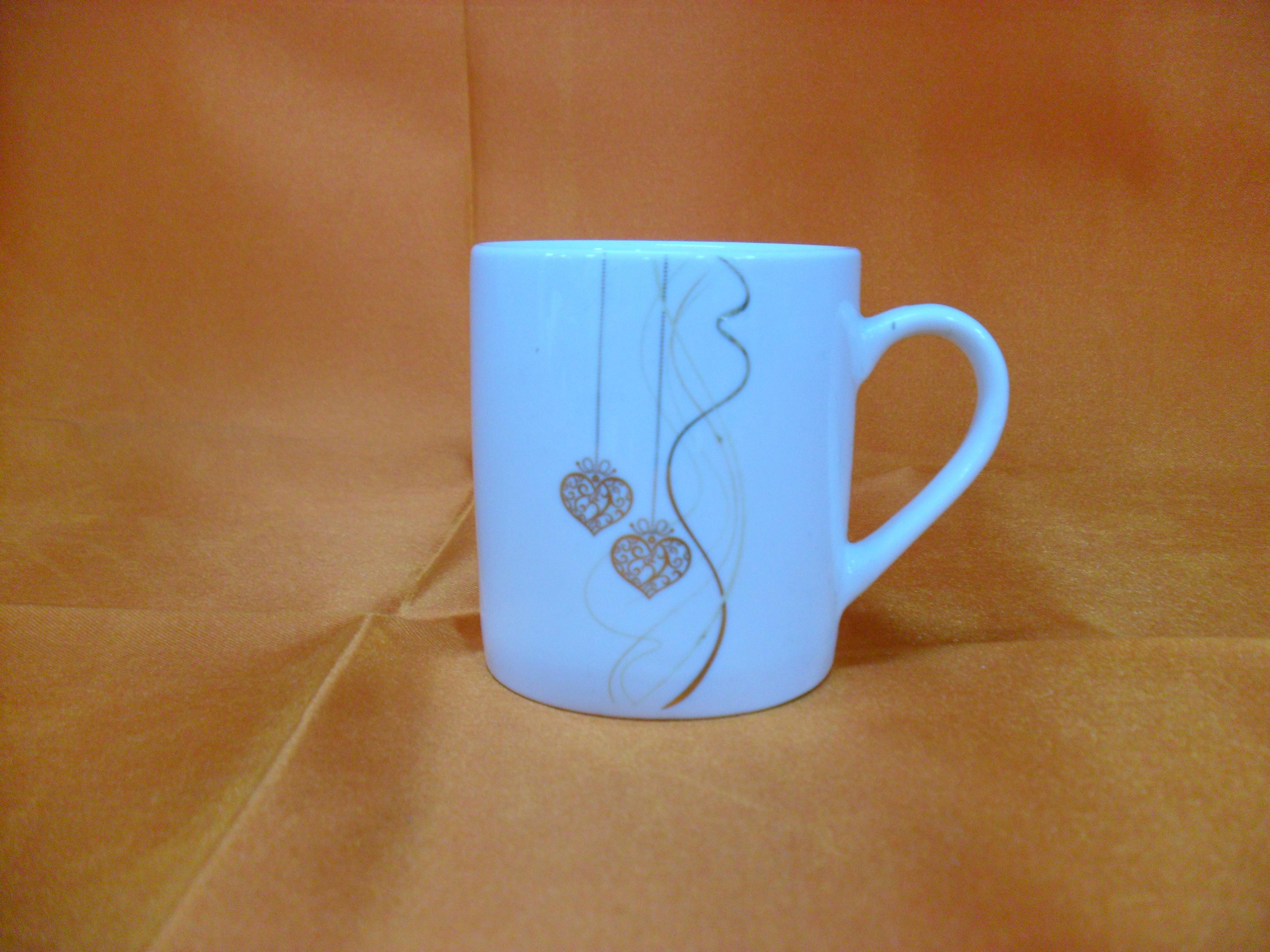 Hi Luxe Mug Set 6 Pc