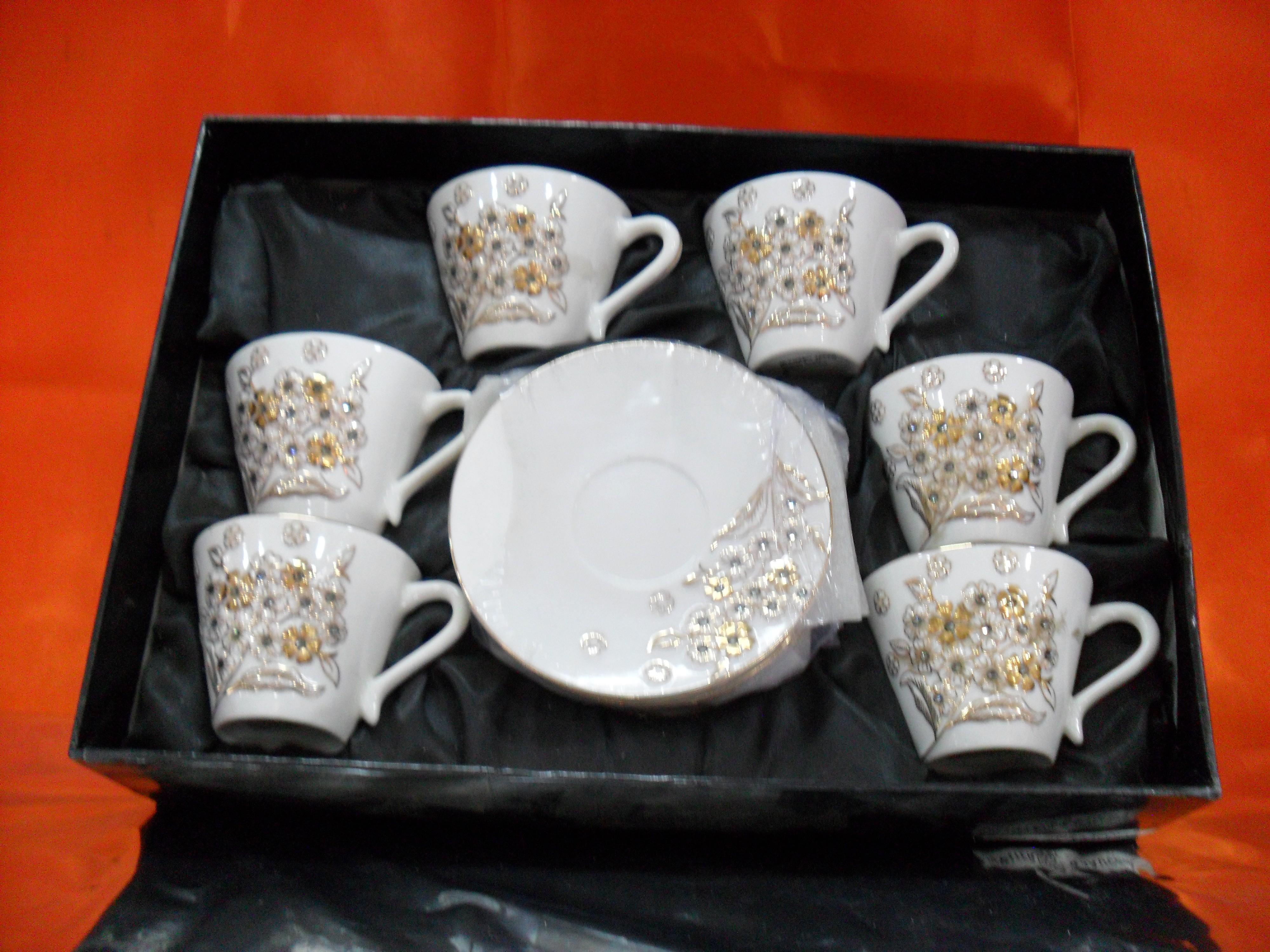 Hi Luxe Jupitar Cup & saucer