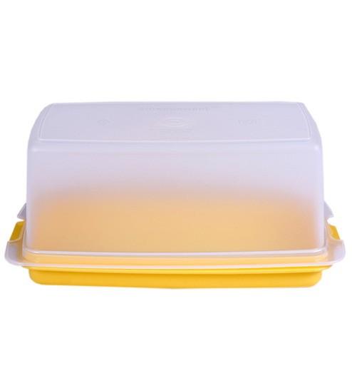Signoraware Yellow 800 ML Bread Box
