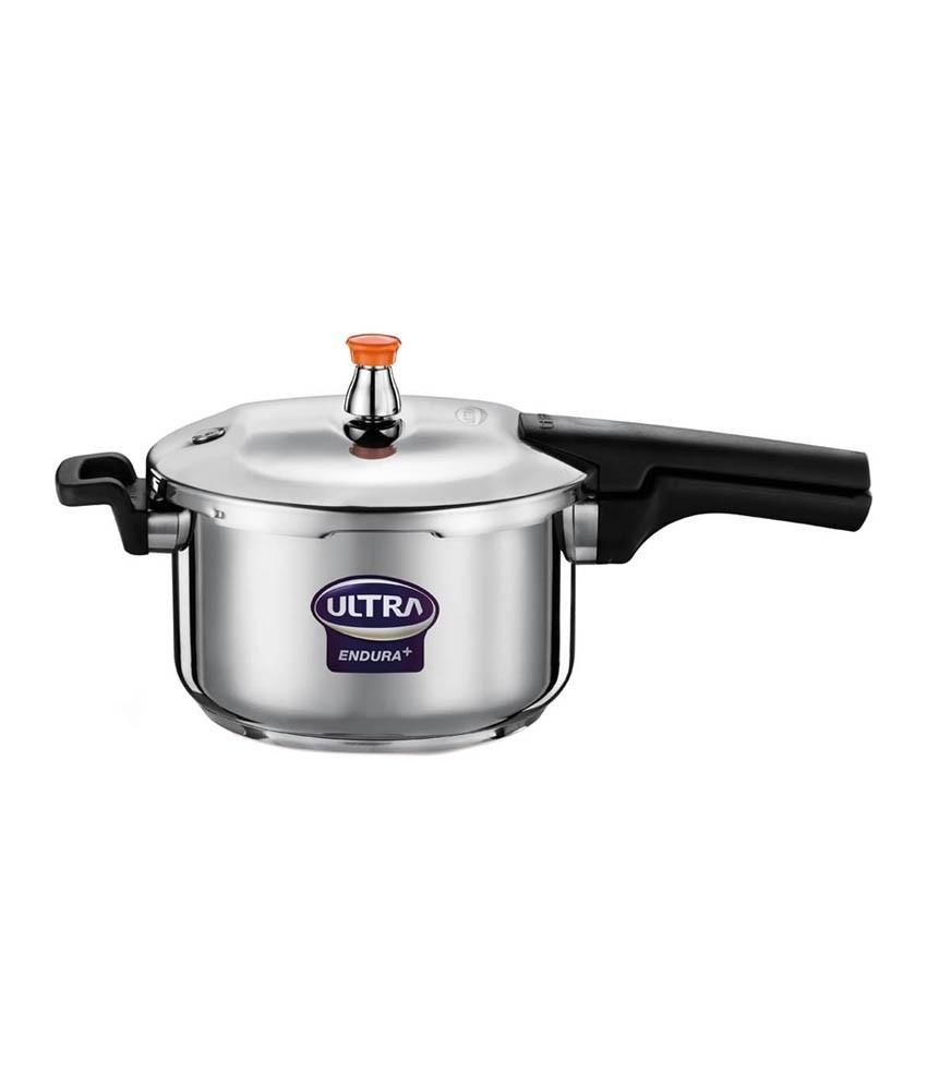 Elgi Ultra Endura Pressure Cooker - 5.5l
