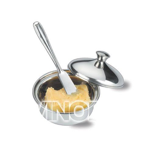 Vinod Steel Butter Pot 100 Gm