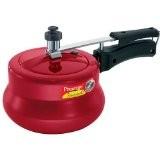 Prestige Nakshtra Plus Pressure Handi 6.5L (Red)
