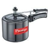 Prestige Nakshtra Plus Hard Anodized Pressure Cooker 3L