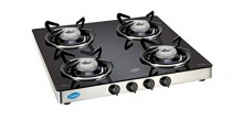 Glen 4 Burner Glass Top Cooktop GL 1043 GT