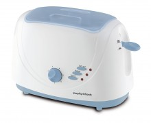 Morphy Richard 2 Slice Toaster AT -204 with Lid 800 Watt