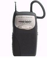 Philips Portable Radio (AE-1595)