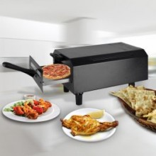 Hilton Electric Tandoor Black