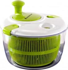 Wonderchef Vegetable Cleaner & Salad Spinner Green Kitchen Tool Set