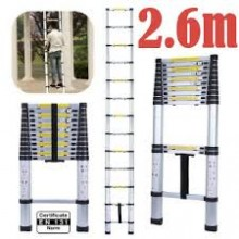 Suresh Telescopic Ladders 2.6M