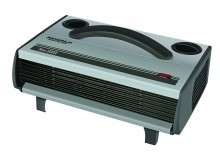 Maharaja Whiteline 2000 Watts Flare Room Heater Gray