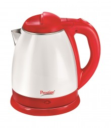 Prestige PKPWRC 1.5 41581 1500-Watt Kettle (Red/White)
