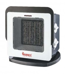 Warmex PTC Fan Heater Retro - 09
