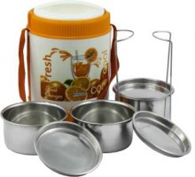 Bonjour buffet tiffin 4 Containers Lunch Box