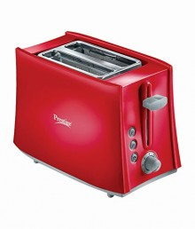 Prestige PPTPKR Pop up toaster - Red