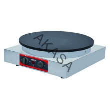 Akasa Crepe Machine Hot Plate