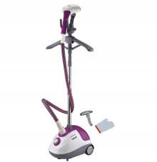 Inalsa Steam Master 1600-Watt Steamer (White/Purple)