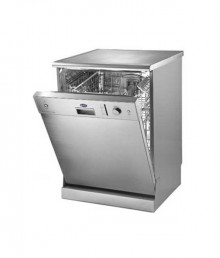 KAFF 12 Place Setting K/DWQD GX 60 SS (Quadra) Dishwasher