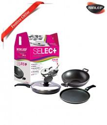 Nirlep Select Four Piece Non-Stick Kitchenware Gift Set