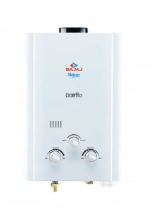 Bajaj Majesty 6 Litres Duetto Gas Water Heater