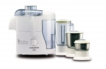 Morphy Richard Divo Essentials Juicer Mixer Grinder 3 Jar