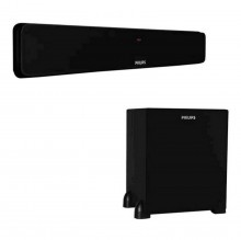 Philips DSP475U Soundbar With Wired Subwoofer