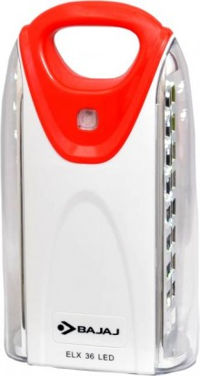 Bajaj ELX 36 LED Emergency Lights(Red)