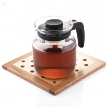 Borosil Carafe with Strainer in Lid, 1 Litre