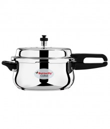 Butterfly Curve 5 Litre Pressure Cooker