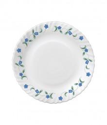 Laopala Juniper Blue Quarter Plate