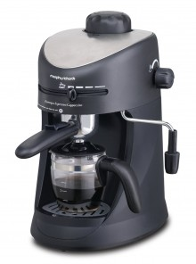 Morphy Richard Coffee Maker Europa Espresso CM