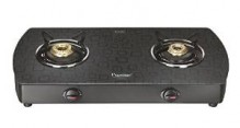 Prestige Premia 2 Burner Glass Top GTS 02 (D)