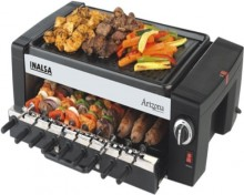 INALSA Arizona Grills Black & Silver