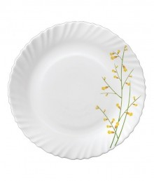 La Opala Diva Citron Weave Dinner Set 33 Pcs