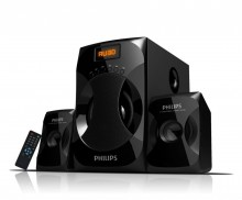Philips 2.1 Multimedia Speaker System Explode MMS4040F/94