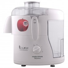 Morphy Richard Maximo Juicer 450 Watts Essence White