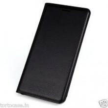 Vivo V1 Max  Flip Cover  (Black)