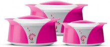 Milton Imperial Jr Gift Pack of 3 Casserole Set