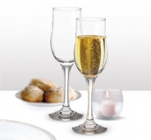 Treo Odyssey Champagne Glass Set of 6 210 ML