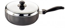 Hawkins Futura All Purpose Pan Q76 With Lid 2.5L