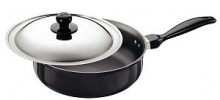 Hawkins Futura Curry Pan Q91 3.25L With Lid(Saute Pan)