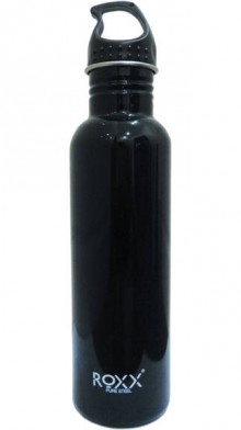 Roxx Adventure Sports Steel Bottle 750Ml (BLACK)