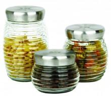 Roxx Arcadia Jar Set, 3-Pieces