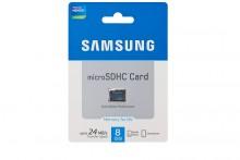 Samsung 8GB  Memory Card