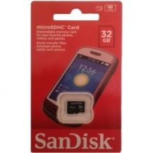 SanDisk 32GB Memory Card
