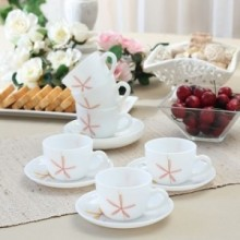 Laopala Autumn Flower Cup & Saucer