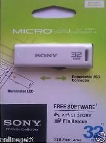 Sony Classic 32 GB Pen Drive