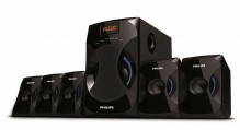 Philips SPA4040B/94 Multimedia Speaker System